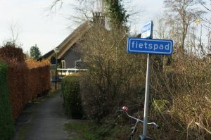 Dwargracht ook voor fietsers